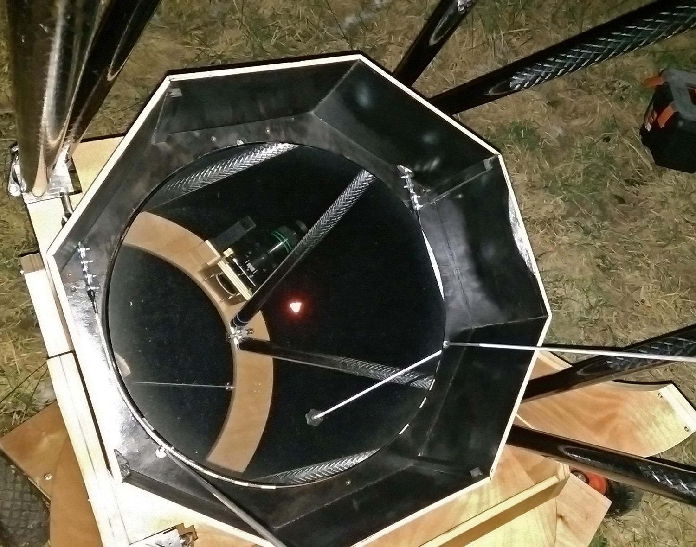 Morceaux de ciel astronomie amateur et astrophotographie for Miroir secondaire